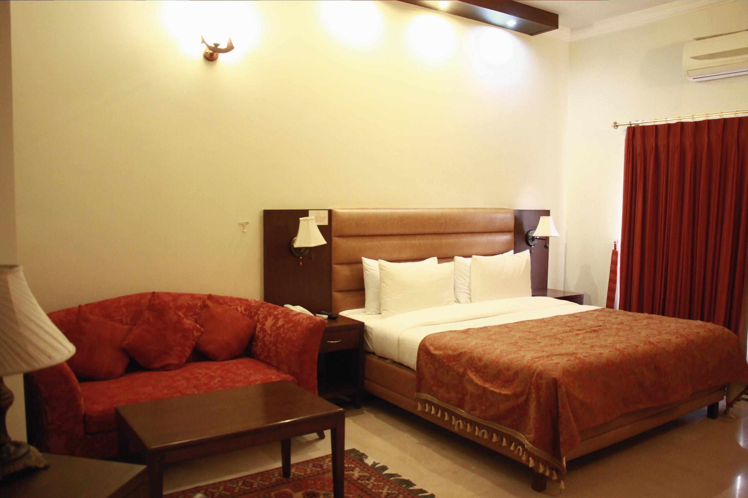 Deluxe Room - Comfort Residency