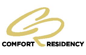 Comfort Residency - footer logo